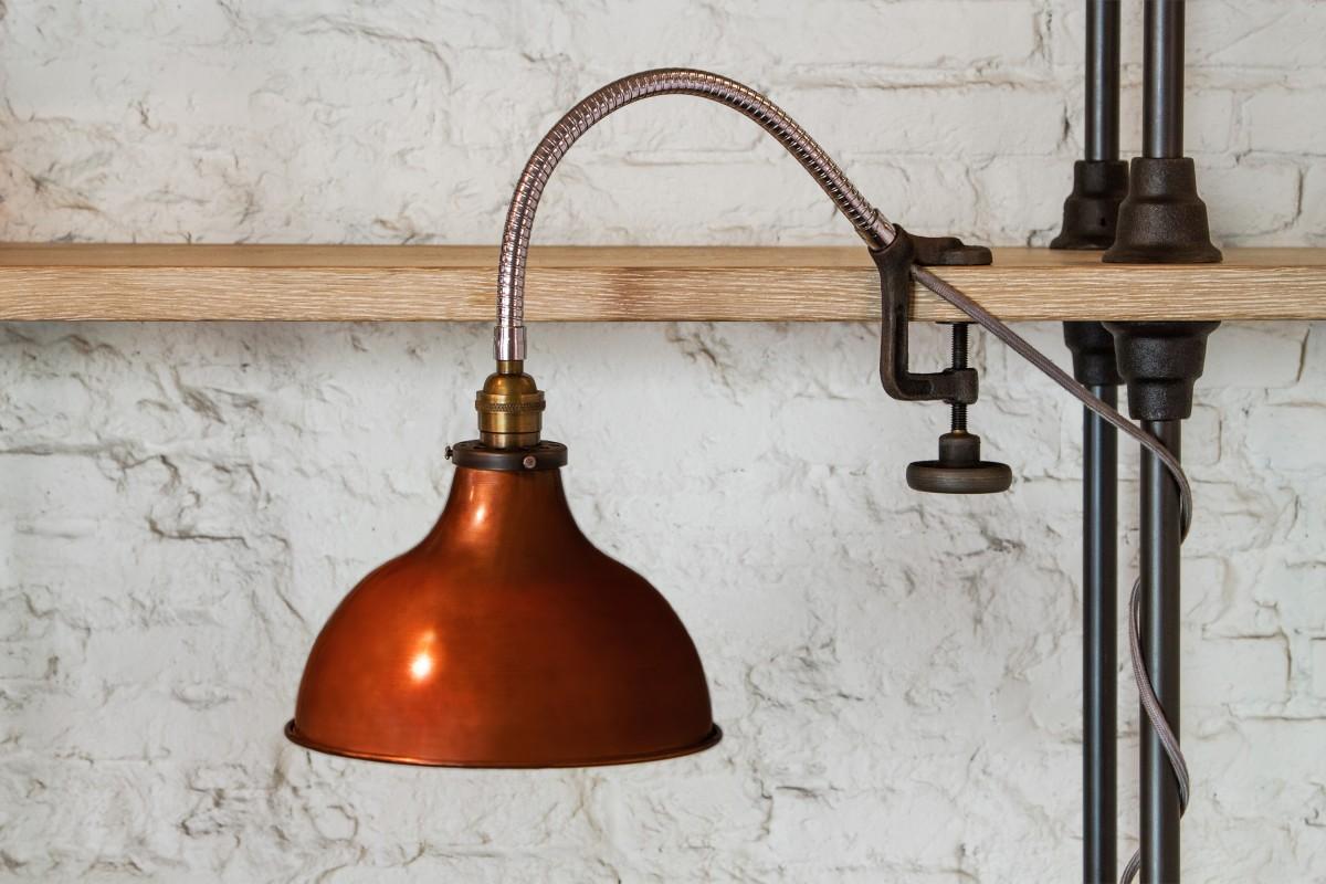3 l mparas de estilo industrial para decorar tu casa - Lamparas estilo industrial ...